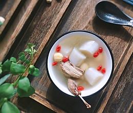 淮山莲子鹌鹑汤 补中益气 滋阴健脾#令人羡慕的圣诞大餐#的做法