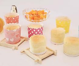 宝宝辅食微课堂  酸奶纸杯蛋糕的做法