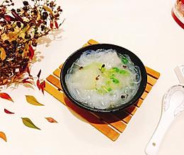 冬瓜粉丝汤的做法