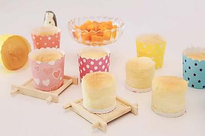宝宝辅食微课堂  酸奶纸杯蛋糕