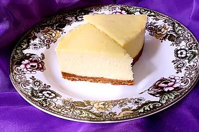 经典重芝士蛋糕(无朗姆酒版)