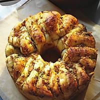 肉松海苔手撕面包 直接法的做法图解13
