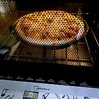美味火腿披萨的做法图解8