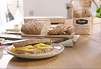 早餐吃它就对了,看得见谷物的发芽面包!的做法