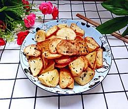 椒盐土豆块的做法