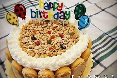 生日蛋糕(6寸)