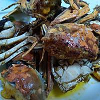 香辣蟹#金龙鱼营养强化维生素A  新派菜油#的做法图解5