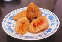 猪肉粽子,红豆粽子的做法