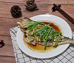 顺家私房菜——清蒸鱼的做法