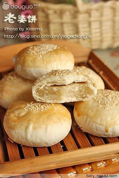 软糯美味的老婆饼的做法