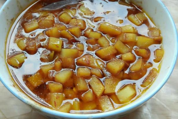 蒸土豆的做法