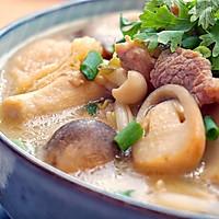 鲜菇杂菌浓汤的做法图解18