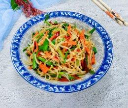 #餐桌上的春日限定#韭菜炒豆芽的做法
