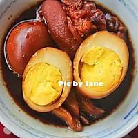 猪脚姜醋蛋#每道菜都是一台时光机#的做法图解9