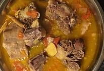 冬日暖暖的~番茄牛尾汤的做法