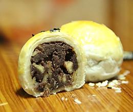 红豆核桃扁桃酥的做法