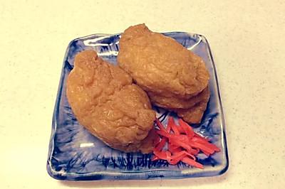 """日本料理""""稲荷寿司"""""""