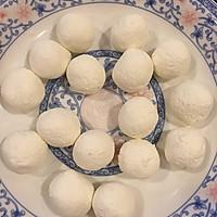 sponge rasgulla 印度甜品海绵丸子的做法图解6