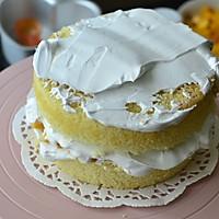 芒果生日蛋糕的做法图解9