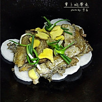 【鲜美带鱼的简单做法】萝卜焖带鱼#小妙招擂台#的做法图解9