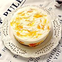 黄桃芝士蛋糕