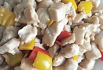 #豆果10周年生日快乐#彩椒炒鸡胸肉 低脂低卡又减脂的做法