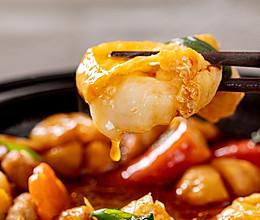 麻辣豆乳火锅 | 香浓麻辣的做法