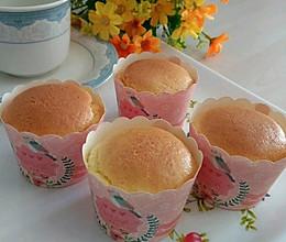 #合理膳食 营养健康进家庭#杯子蛋糕的做法
