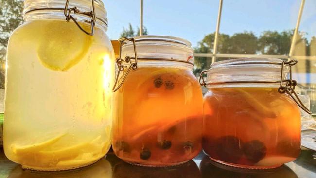 #爱乐甜夏日轻脂甜蜜#柠檬水的做法