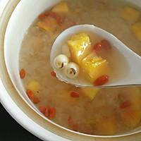 木瓜银耳羹(小贴士附银耳出胶秘籍和莲子酥糥烂秘籍)的做法图解8