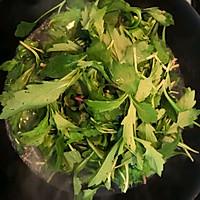 #花10分钟,做一道菜!#凉拌马兰香干的做法图解3