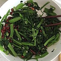 果仁菠菜的做法图解6