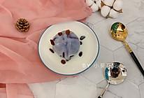 快手早餐酸奶紫薯泥的做法