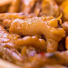 鸡爪煲丨酥烂入味