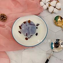 快手早餐酸奶紫薯泥#甜粽VS咸粽,你是哪一黨?#