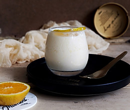 香橙酸奶的做法