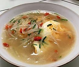 网红减脂萝卜丝汤的做法