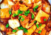 #少盐饮食 轻松生活#五花肉炖白菜豆腐粉条的做法