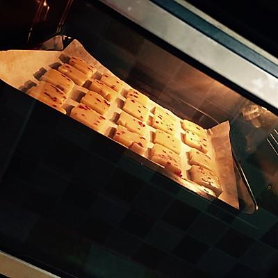 蔓越梅饼干的做法 步骤4
