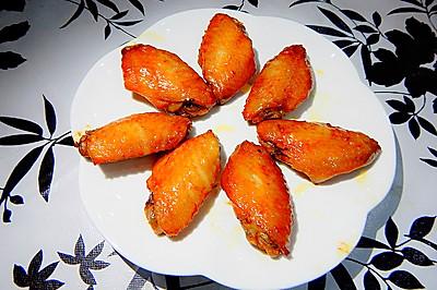 蜜汁料烤鸡翅
