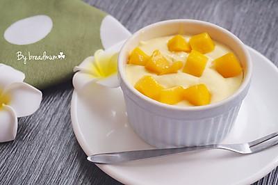 最易制作的芒果冰激淋