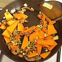 南瓜糙米什锦饭的做法图解4