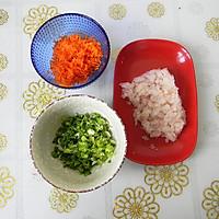 鲜虾豆腐丸子的做法图解2