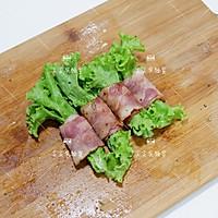 培根生菜卷的做法图解6