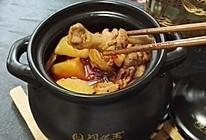 酱香鸭腿炖土豆的做法