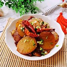 #终于经典传统味#香煎土豆