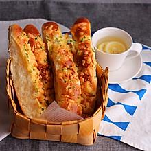 香葱排包#美的烤箱食谱#