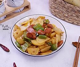 家常炒土豆片的做法