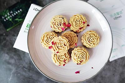 山药玫瑰糕