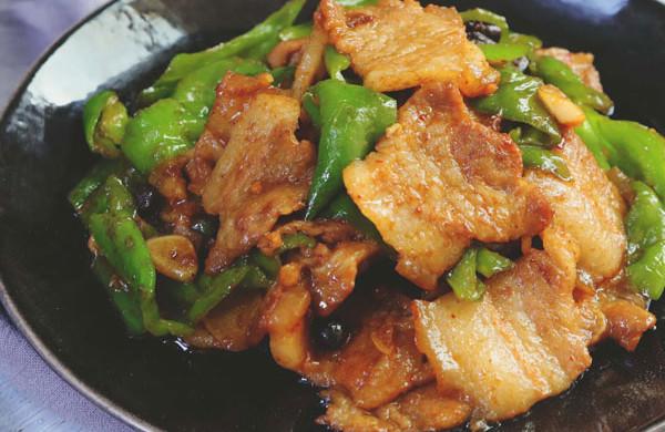 【新品】百吃不厌的辣椒炒猪肉你学会了吗?